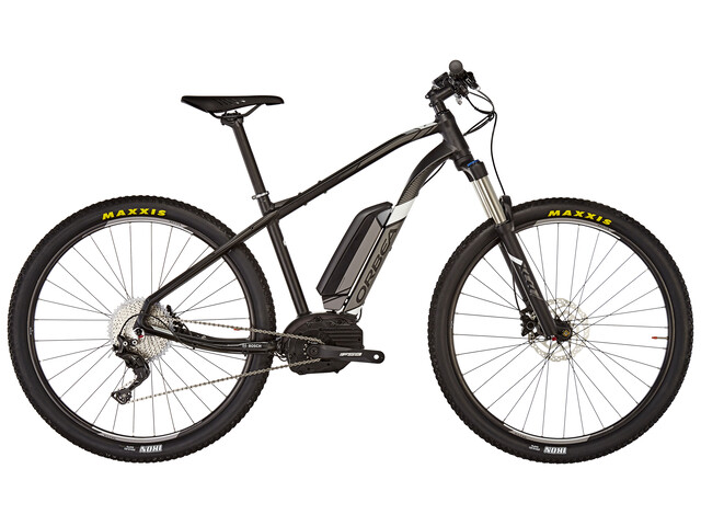 "ORBEA Keram Max 29"" E-mountainbike sort"